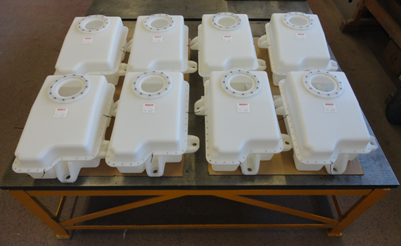 Plastic mould prototypes