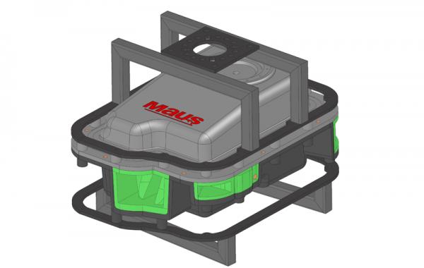 3D-Formkonstruktion Prototypen AdBlue Tank